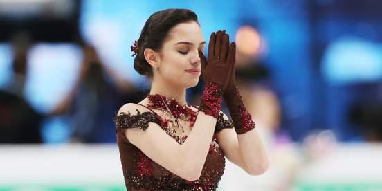Сотникова советует фигуристке Медведевой подумать о конце спортивной карьеры