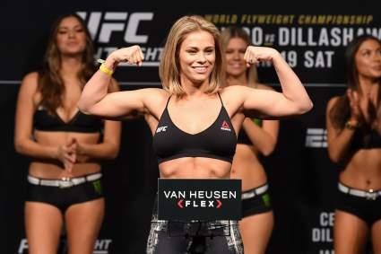 Боец UFC Пейдж Ванзант ошеломила поклонников откровенным фото