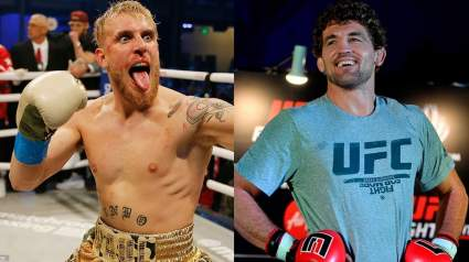 Чел Соннен объявил дату поединка между блогером Джейком Полом и бойцом MMA Беном Аскреном