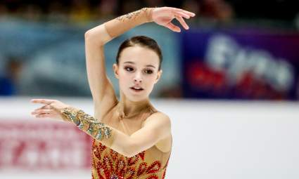 Российская фигуристка Анна Щербакова рассказала, как относится к титулам