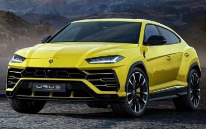 Lamborghini выпустила новый рекламный ролик с Urus, снятый на дорогах России