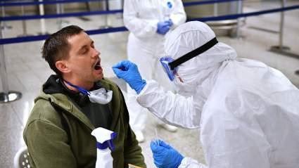 Роспотребнадзор рассказал о четырёх регионах в стадии роста заболеваемости коронавируса