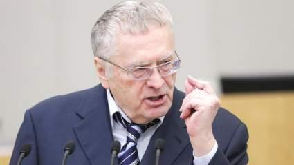 Жириновский прокомментировал свой рейтинг преемников Путина на 2024 год