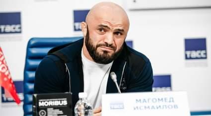 Вчера: Магомед Исмаилов объявил о поединках с Минеевым и Шлеменко