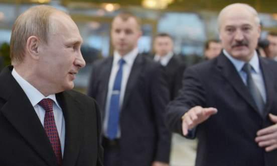 Лукашенко пожелал Путину терпения из-за грядущих атак на Россию