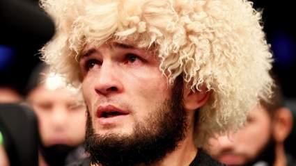Кормье назвал условие возвращения Хабиба в UFC