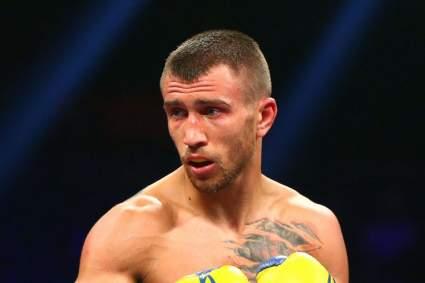 Василий Ломаченко планирует вернуться на ринг весной следующего года