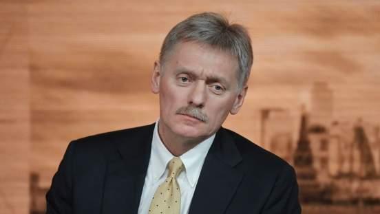 Дмитрий Песков: Зеленский не проявляет интереса к нормализации отношений с Россией