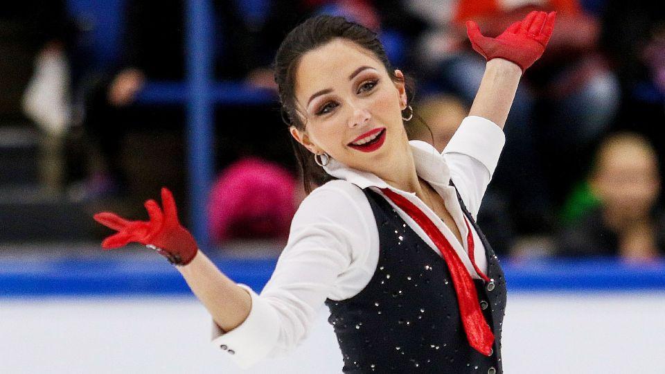 Туктамышева рассказала, когда будет готова прыгнуть четверной тулуп на соревнованиях
