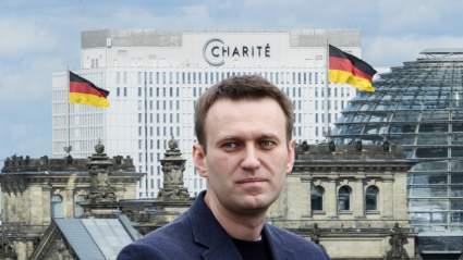 Россия запретила въезд немецким чиновникам из-за санкций по Навальному