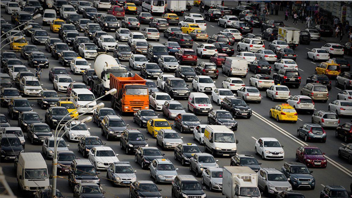 40% транспортных средств в России имеет возраст старше 15 лет
