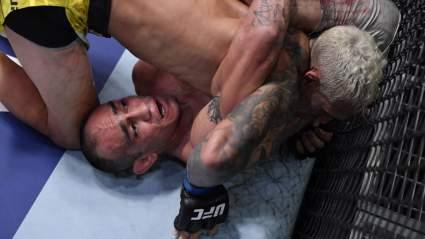 Президент UFC: Фергюсон в паре боев от увольнения