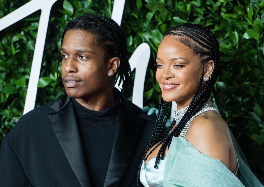 Рианна закрутила роман с рэпером A$AP Rocky