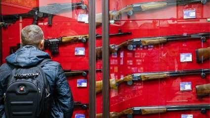В ГД предложили ввести запрет на владение оружием для людей с судимостями