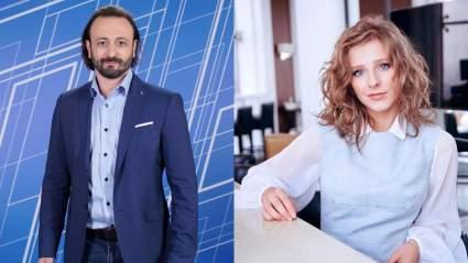 Илья Авербух поделился эмоциями после бракосочетания с Лизой Арзамасовой