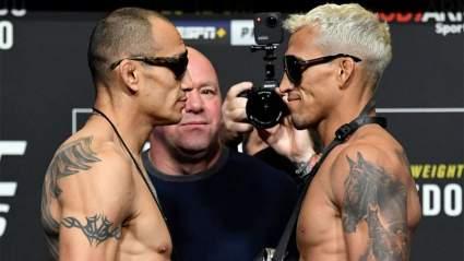 Глава UFC о победителе в бою Фергюсон — Оливейра: Он будет драться за титул чемпиона