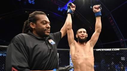 Глава UFC ответил на вопрос об организации боя Чимаева с Холландом