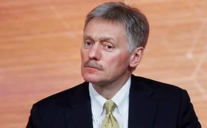 """Песков оценил влияние санкций США на """"Северный поток-2"""""""