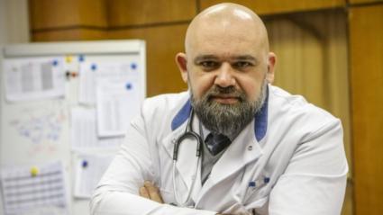 Главврач больницы в Коммунарке Проценко уверен в третьей волне коронавируса