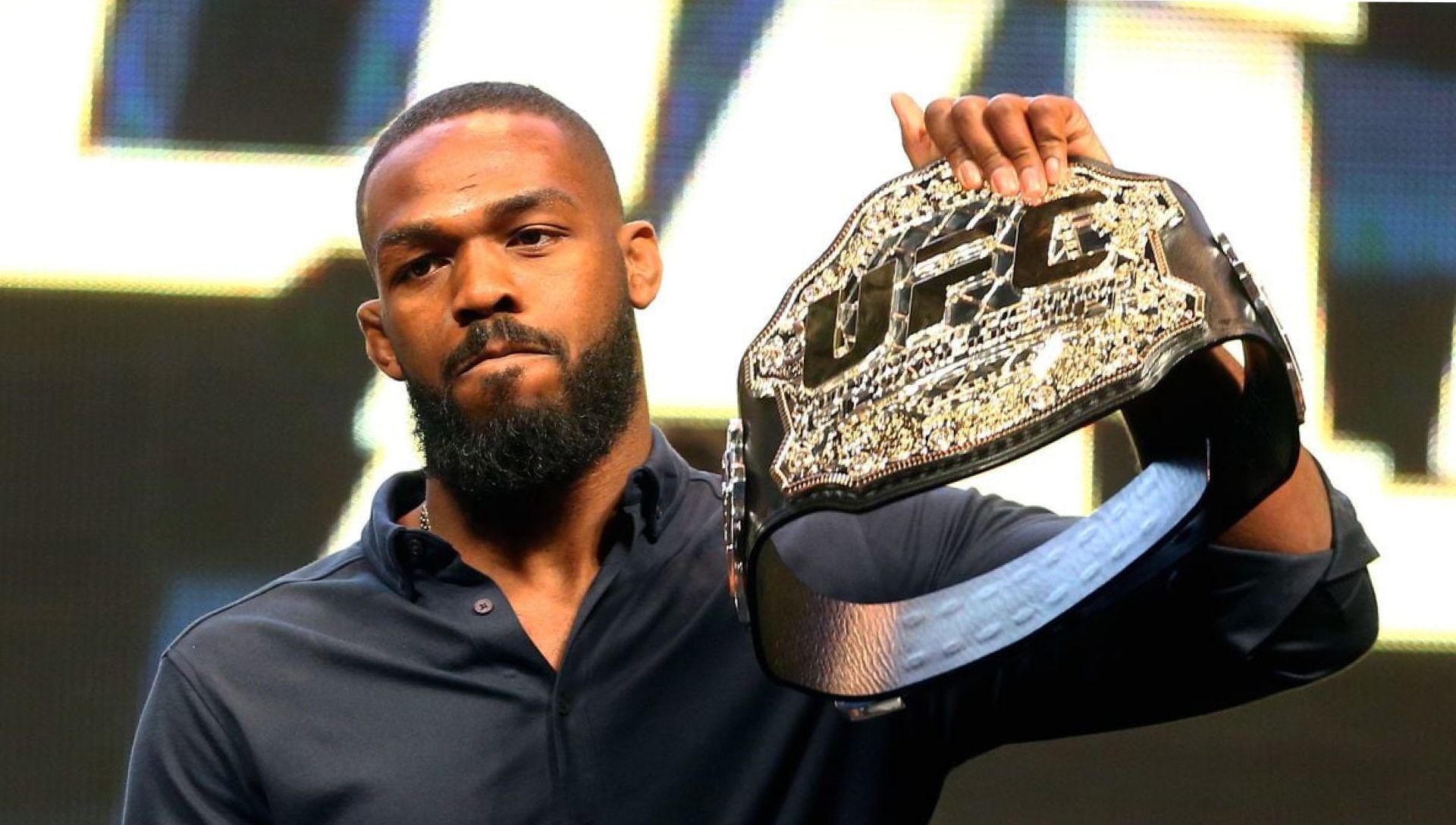 Georges St-Pierre believes Jon Jones should wait for title fight against Francis Ngannou
