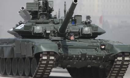 Великобритания создала камуфляж для «обмана» беспилотников, атакующих танк
