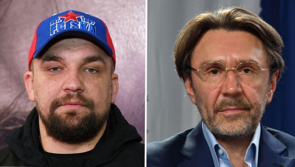 Глава Fight Nights предложил Басте и Шнурову провести бой по правилам MMA