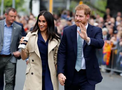 На Spotify появился первый подкаст от королевской семьи принца Гарри и Меган Маркл
