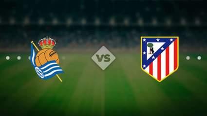 «Реал Сосьедад» встретится с «Атлетико» в матче Чемпионата Испании