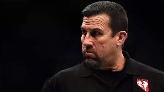 Бывший рефери Маккарти считает, что UFC уволит Тони Фергюсона