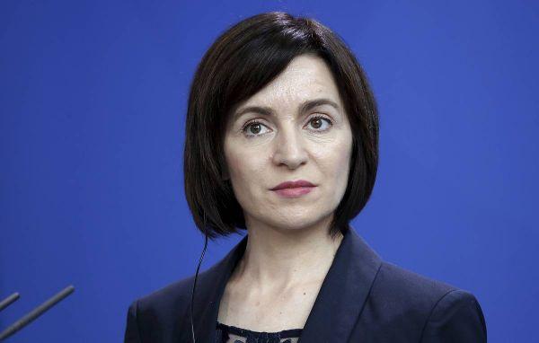 Новый президент Молдавии не признала долг за газ перед Россией