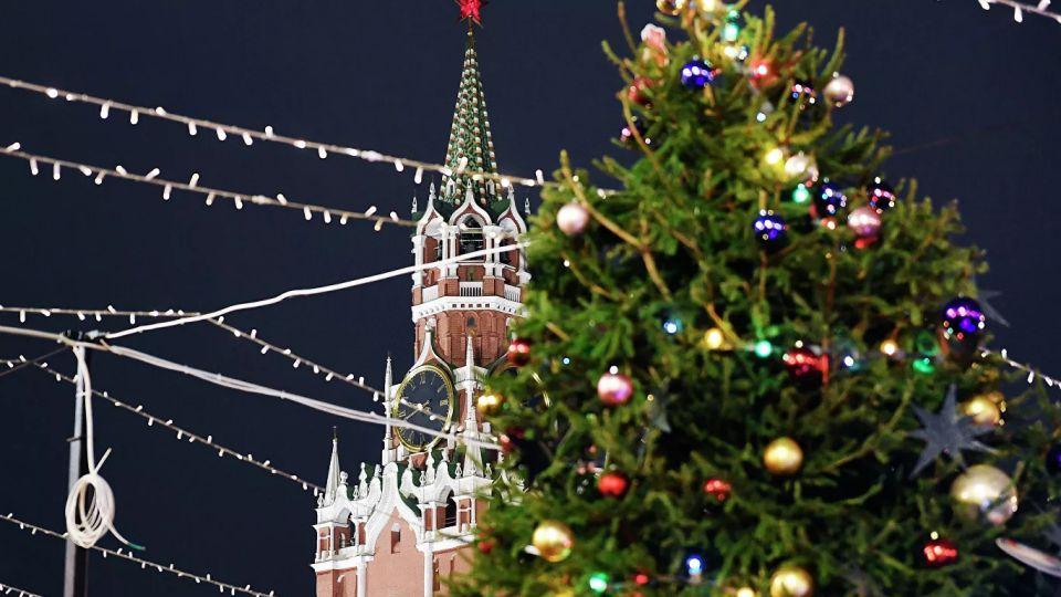 Идею объявить 31 декабря нерабочим днем одобряют большинство граждан РФ