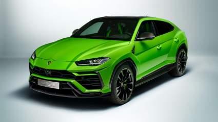 В России отозвали 270 Lamborghini Urus