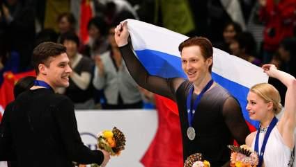 Закарян заявил, что продвижение фигурного катания в России является примером для подражания