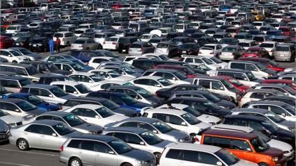 Продажи подержанных легковых авто в РФ в ноябре увеличились на 9%