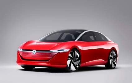 Компания Volkswagen расширит зарядную инфраструктуру на своих заводах