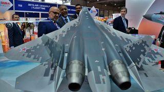 Власти Алжира раскрыли детали миллиардного контракта на поставку 14 истребителей Су-57 из России