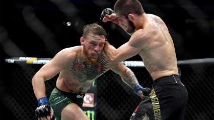 Президент UFC Уайт хочет организовать повторный поединок Магрегора и Хабиба