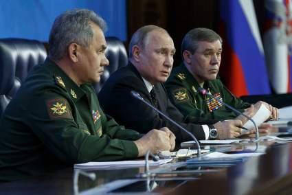 Путин высказался о потенциале российской ядерной триады