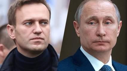 Владимир Путин заявил, что Навального поддерживают западные спецслужбы