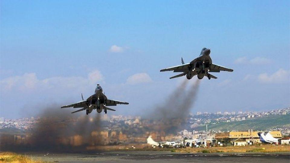 Российская база вблизи Еревана заработала в «сирийском» режиме