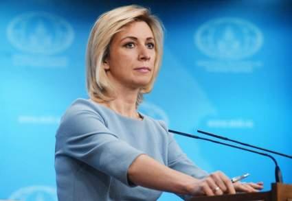 Захарова дала комментарии по поводу вызова посла РФ в МИД Израиля