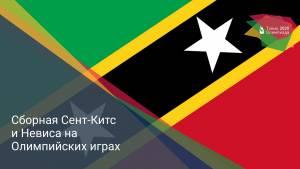 Сборная Сент-Китс и Невиса на Олимпийских играх