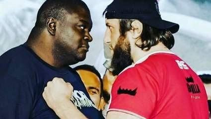 Юсуп Шуаев победил Зулузиньо решением судей на турнире AMC Fight Nights