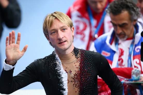 Евгений Плющенко поблагодарил Этери Тутберидзе за успехи Вероники Жилиной