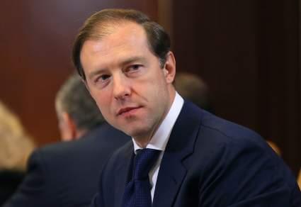 Денис Мантуров: Программы господдержки спроса в автопроме РФ могут быть расширены