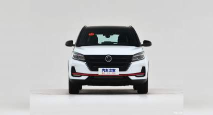 На китайский рынок вышел обновленный кроссовер Dongfeng Fengguang 500