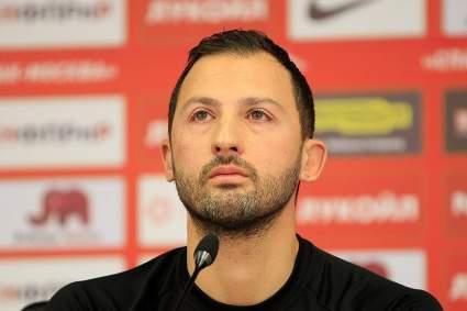 Тренер «Спартака» Тедеско назвал «Зенит» очень качественной командой