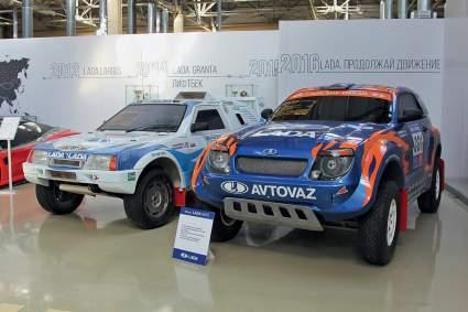 Отечественному музею «АвтоВАЗа» исполнилось 45 лет