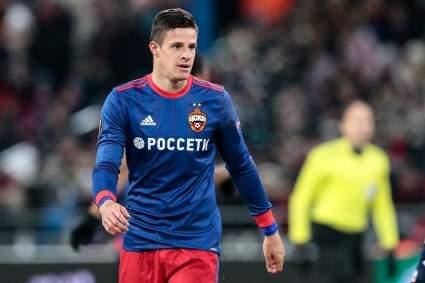 Бистрович рассказал о желании вернуться в ЦСКА летом