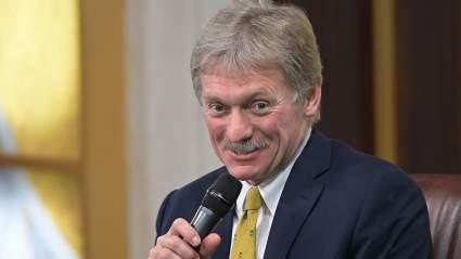 Песков прокомментировал решение оштрафовать глухонемого за выкрикивание лозунгов